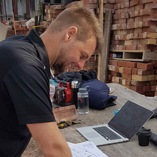jesse glascott builder GLUX Builders